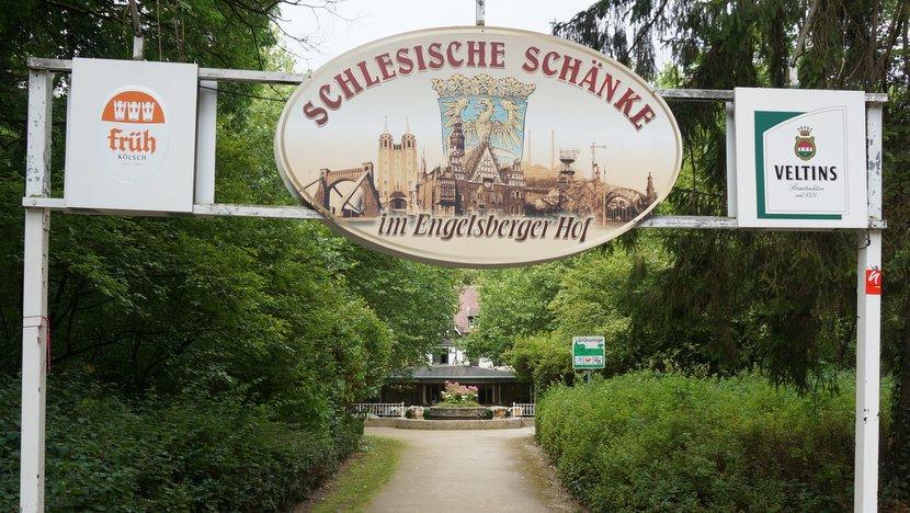 Unterwegs in der Ohligser Heide in Solingen